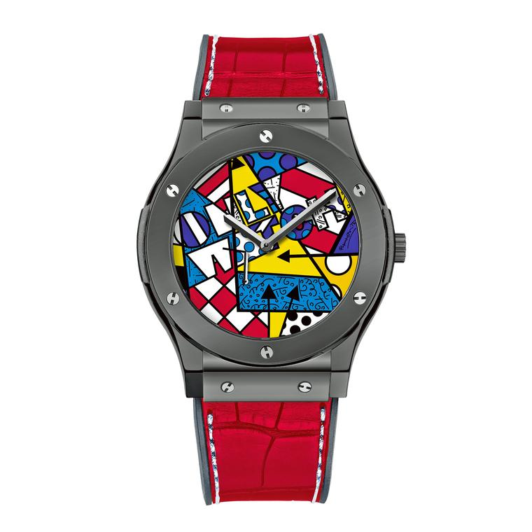 Hublot Classic Fusion Britto watch