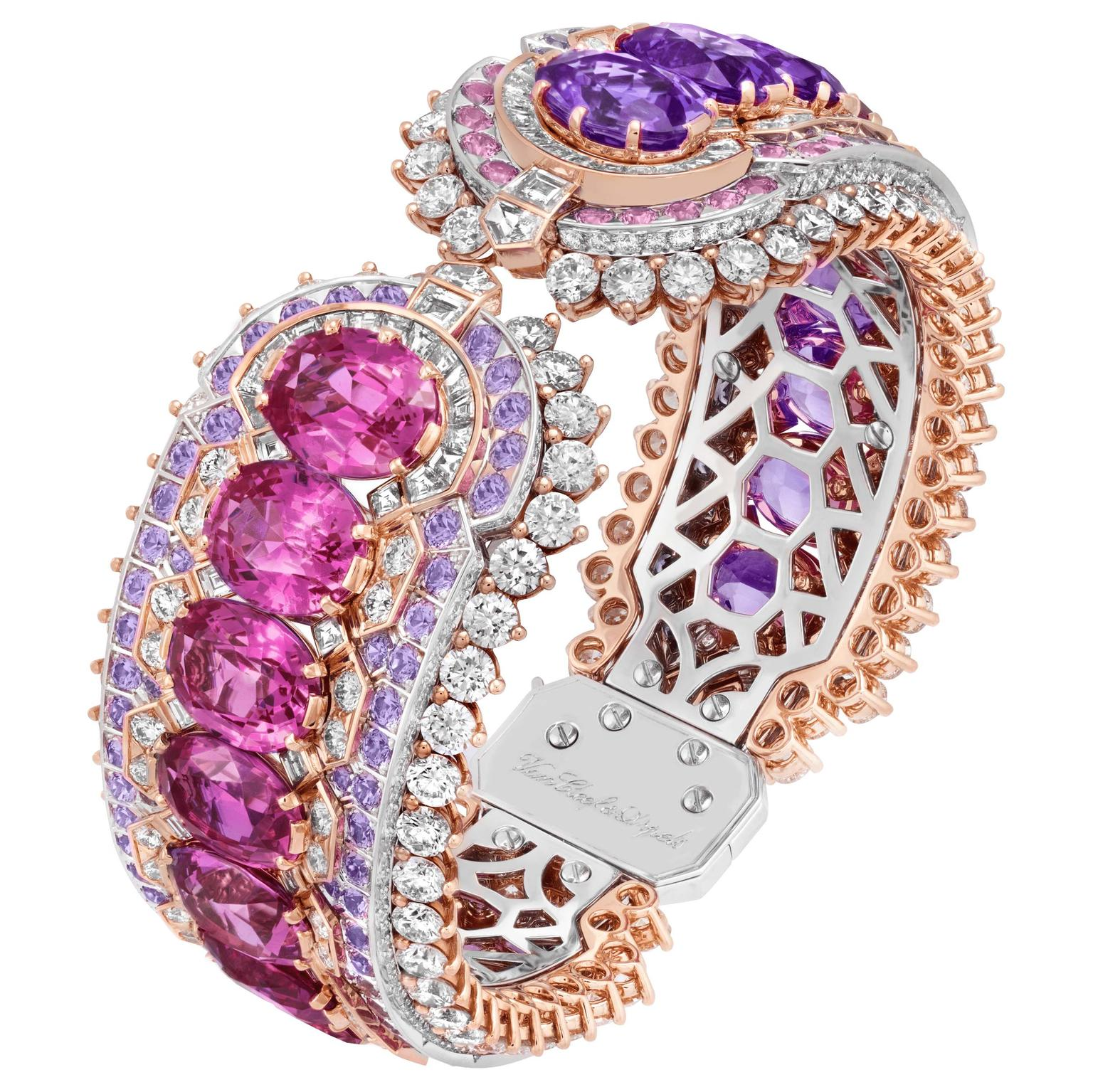 Van Cleef & Arpels Innamorato bracelet Romeo and Juliet jewels