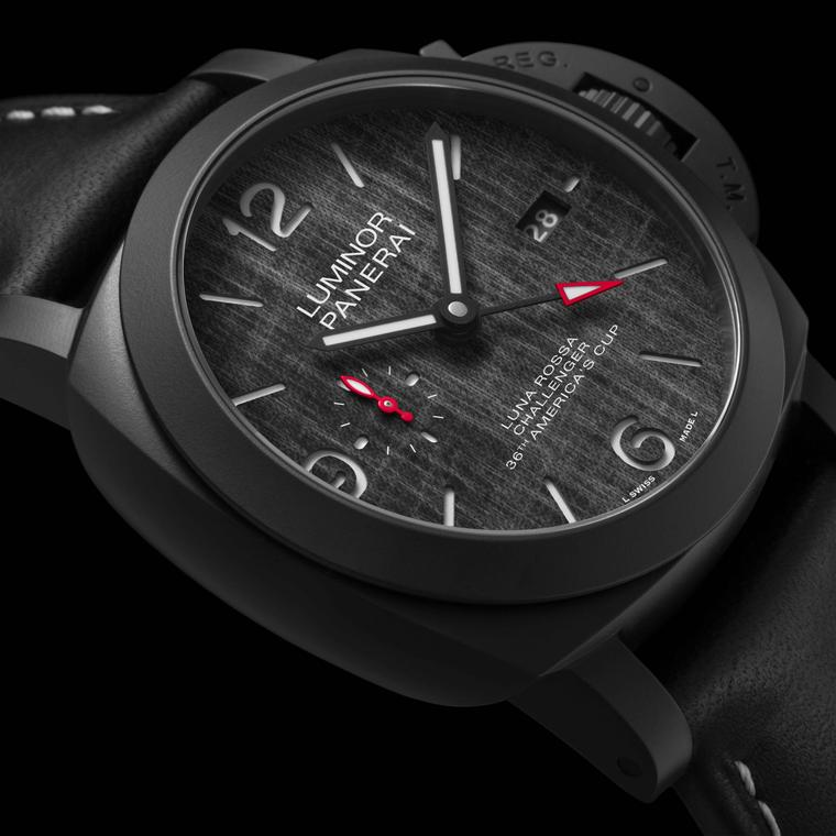 Panerai Luminor Luna Rossa watch