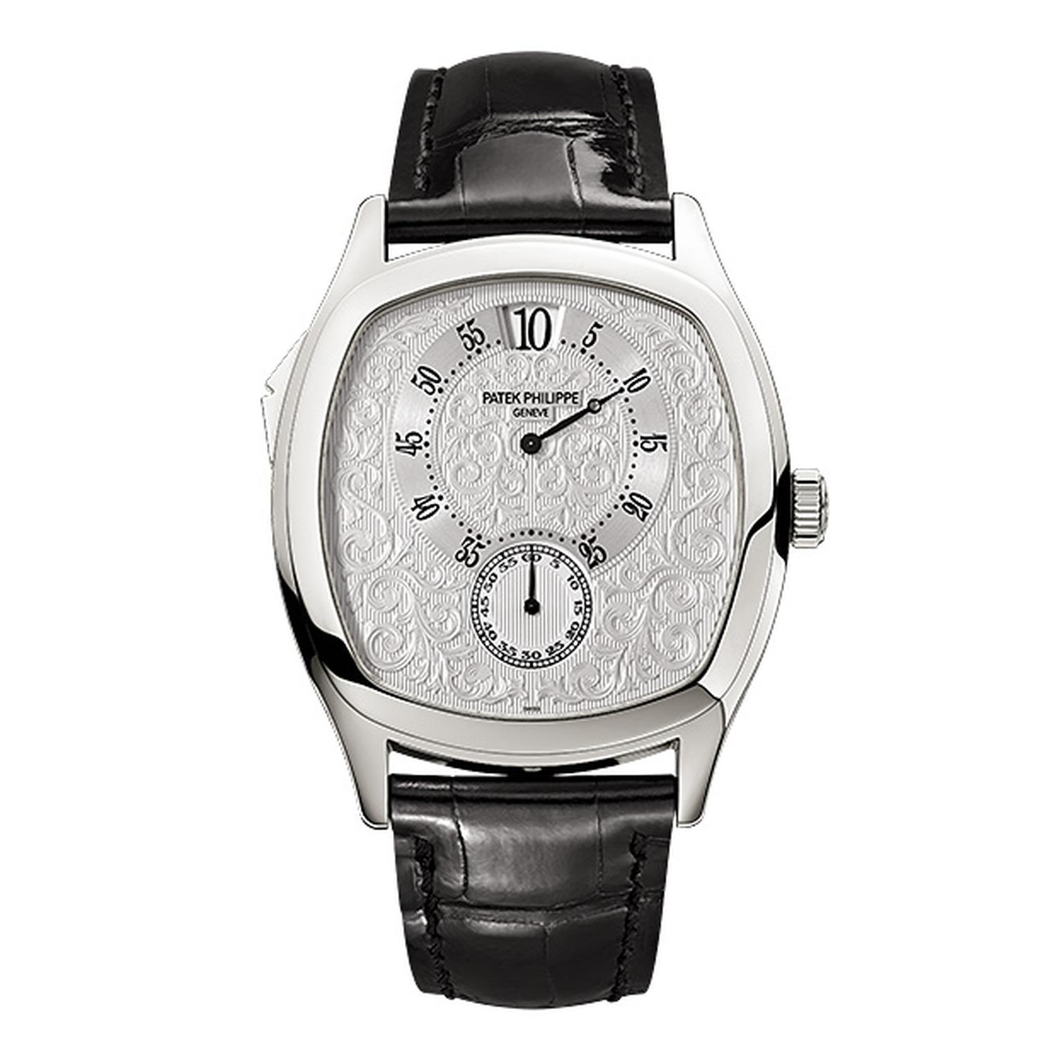 Patek Philippe Chiming Jump Hour watch