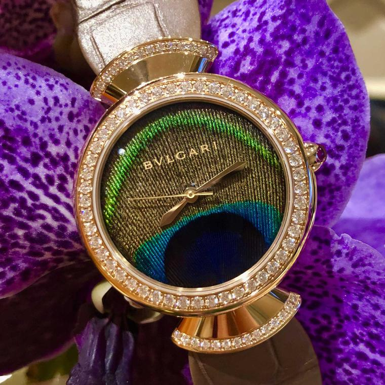 Make way for the Diva: Bulgari's watchmaking renaissance