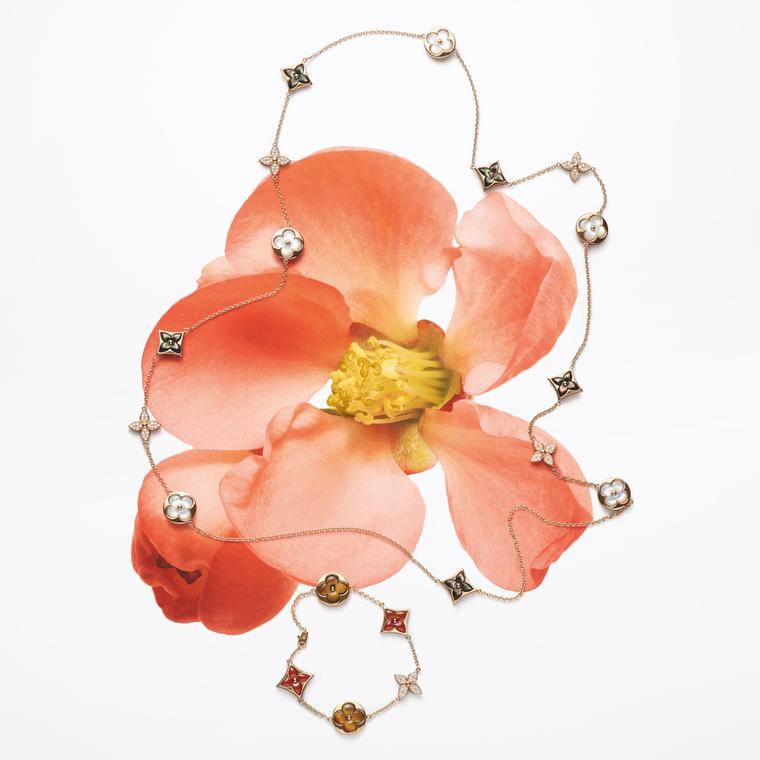 Flower power: the latest Louis Vuitton Blossom jewels