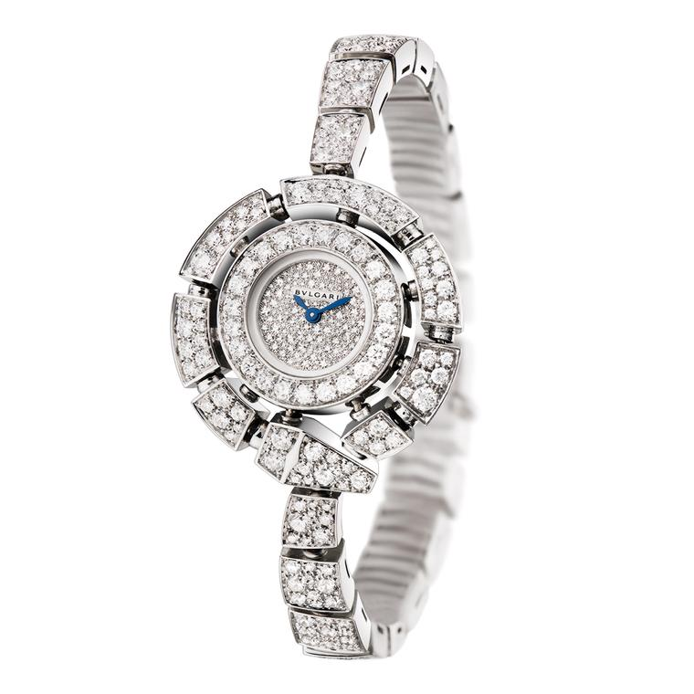 Bulgari Serpenti Incantati diamond watch