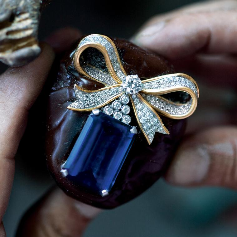 Tantalising tanzanite: the ultimate blue gem