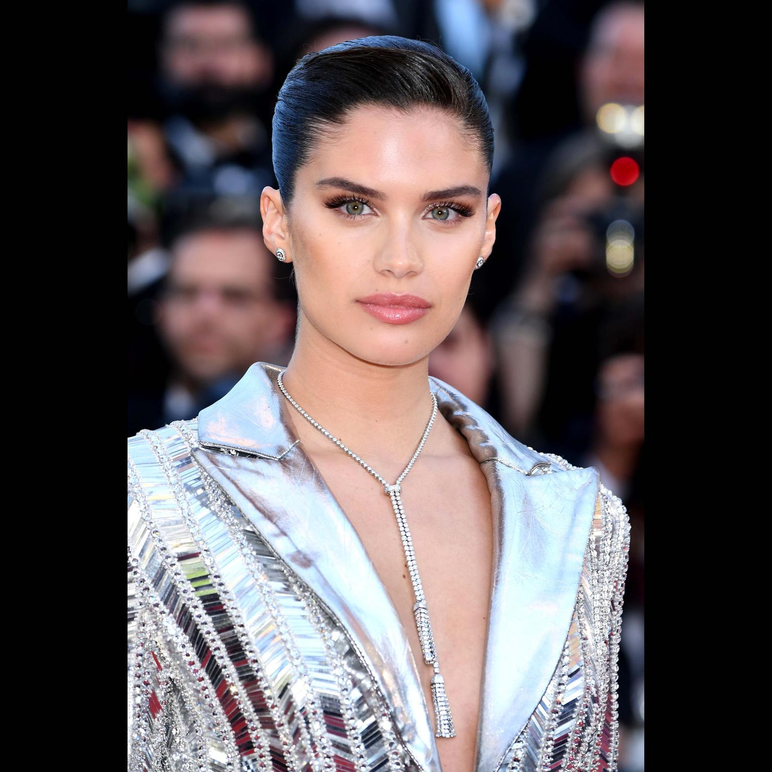 Sara Sampaio Boucheron jewels Cannes 2019