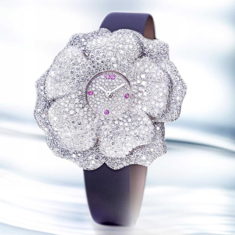 Best high jewellery watches of 2015