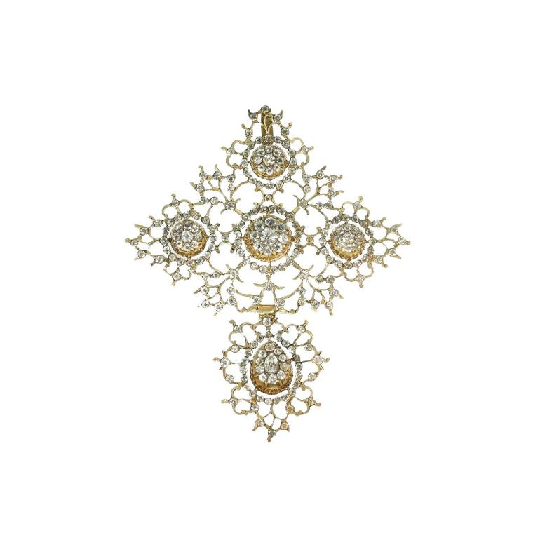 Adin French cross