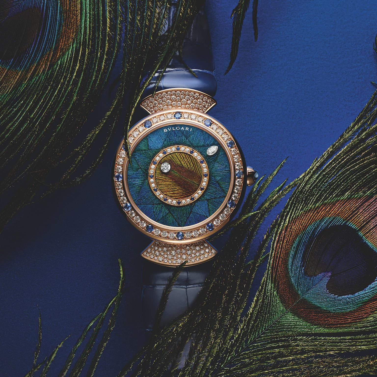 The Bulgari Divas' Dream Peacock Dischi 2