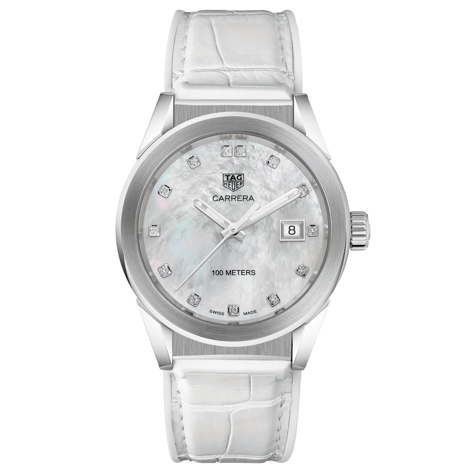 TAG Heuer Carrera Lady watch