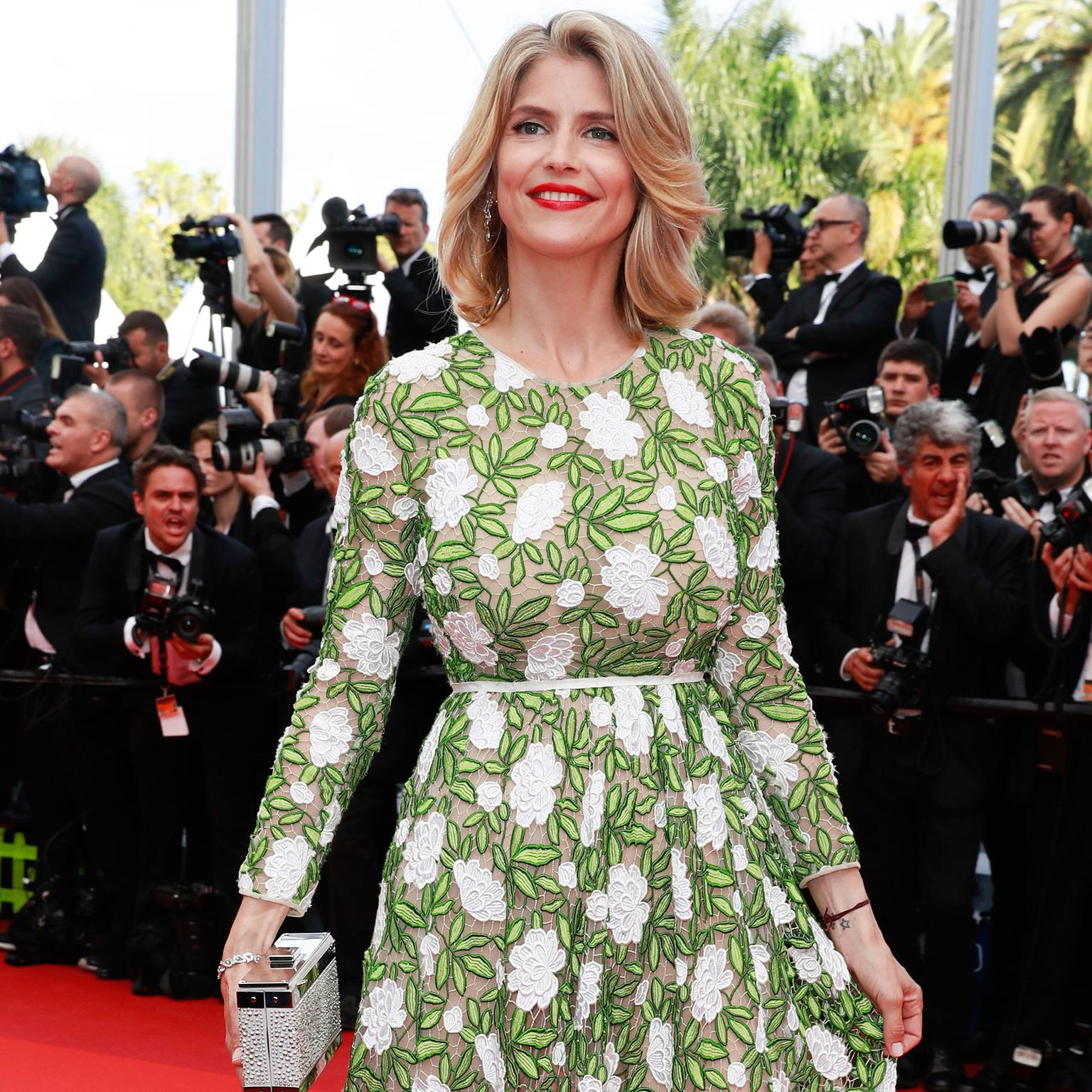 Cannes 2016 Day 1: Alice Taglioni in Montblanc