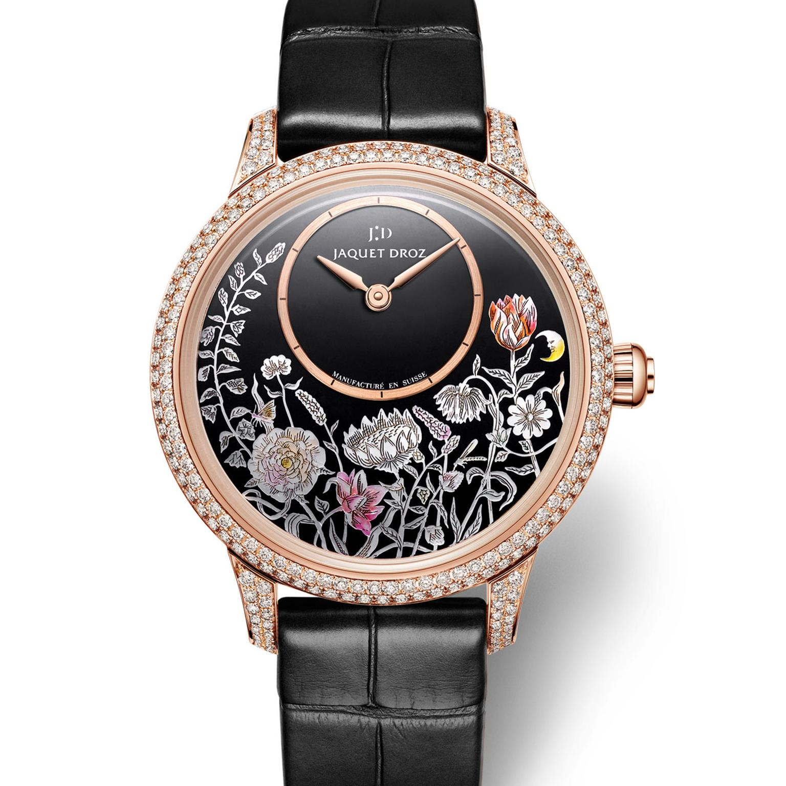 Jaquet Droz Heure Minute Thousand Year Lights