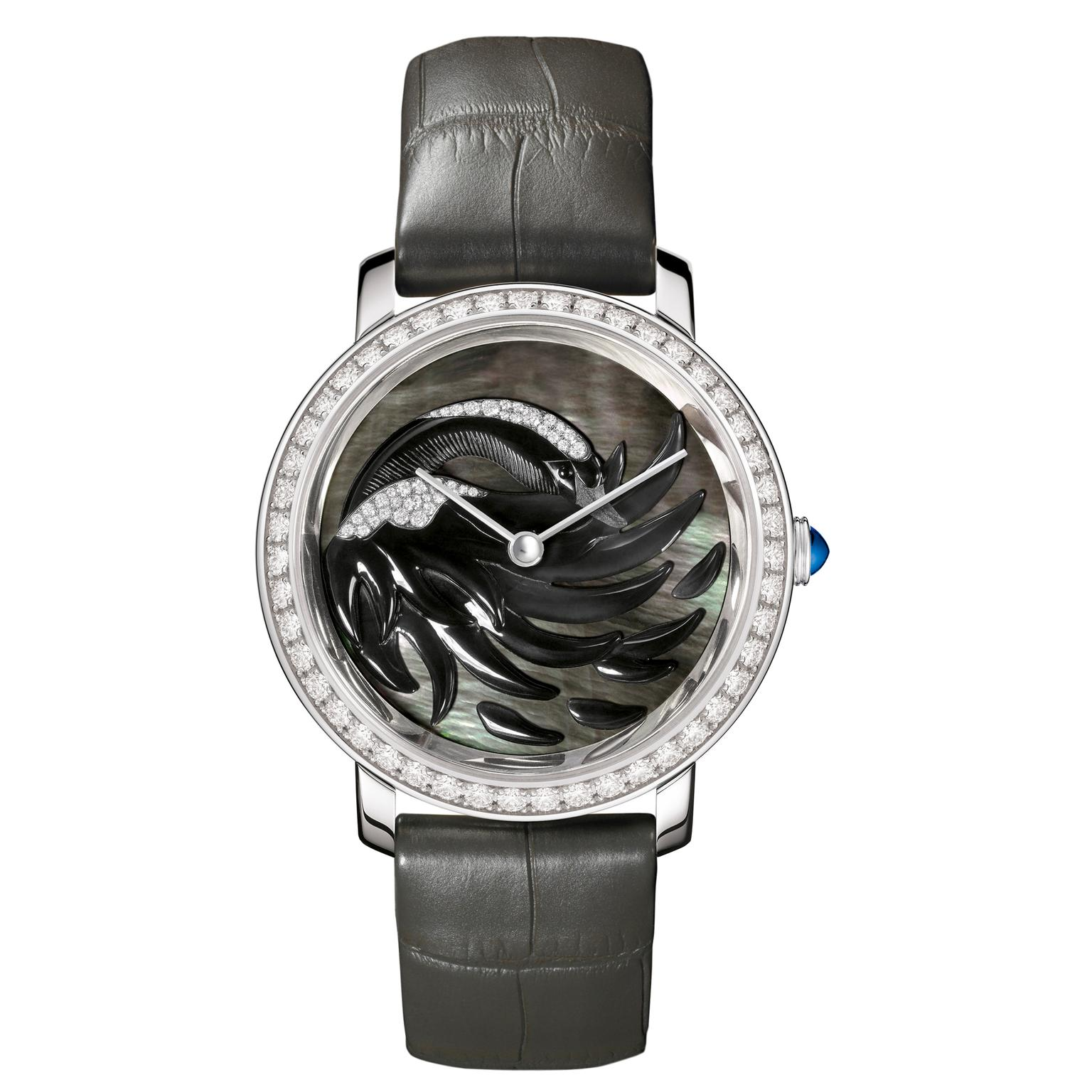 Boucheron Epure Cypris watch