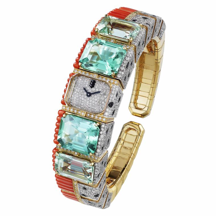 Cartier Panthere Tropicale wristwatch