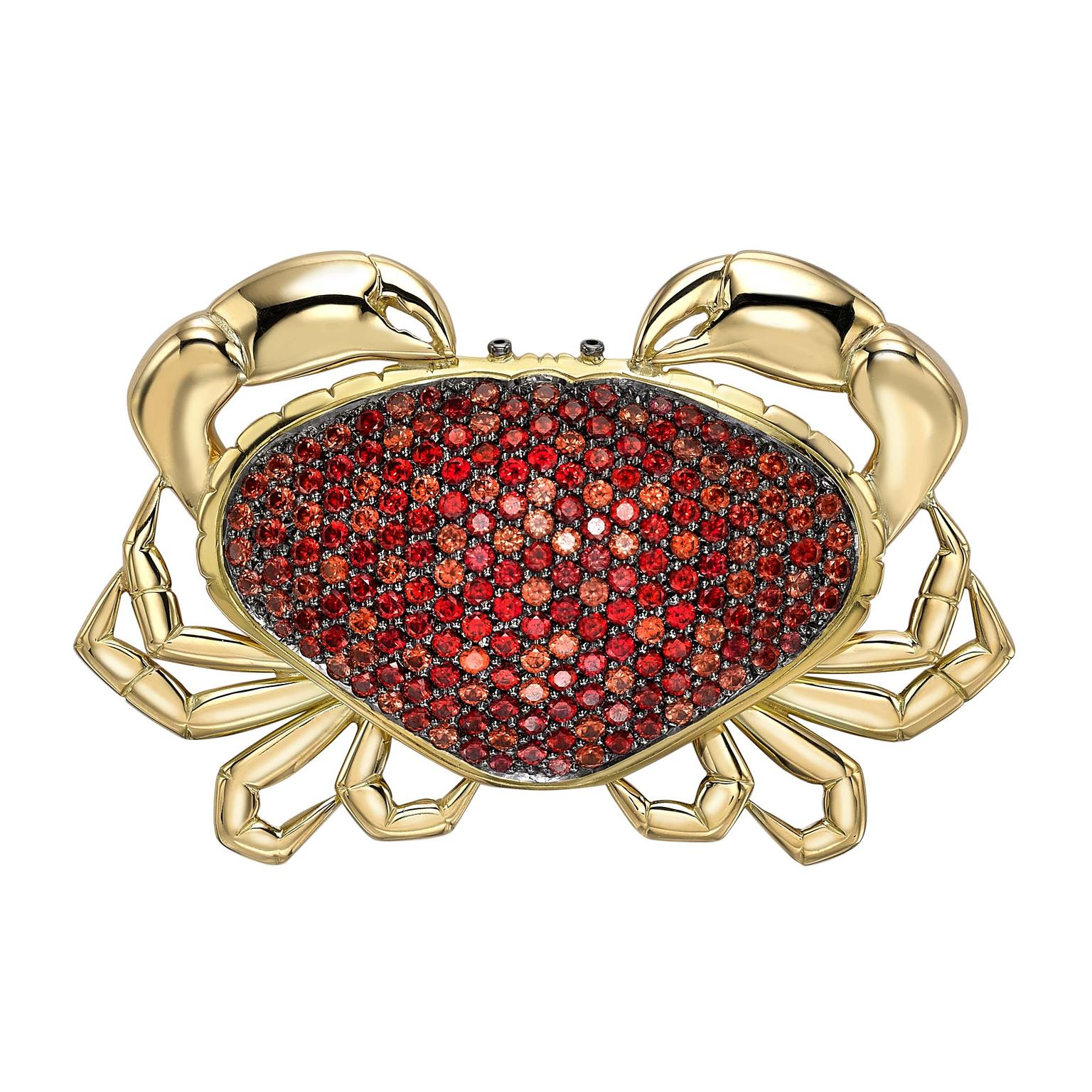 Theo Fennell Crab Brooch