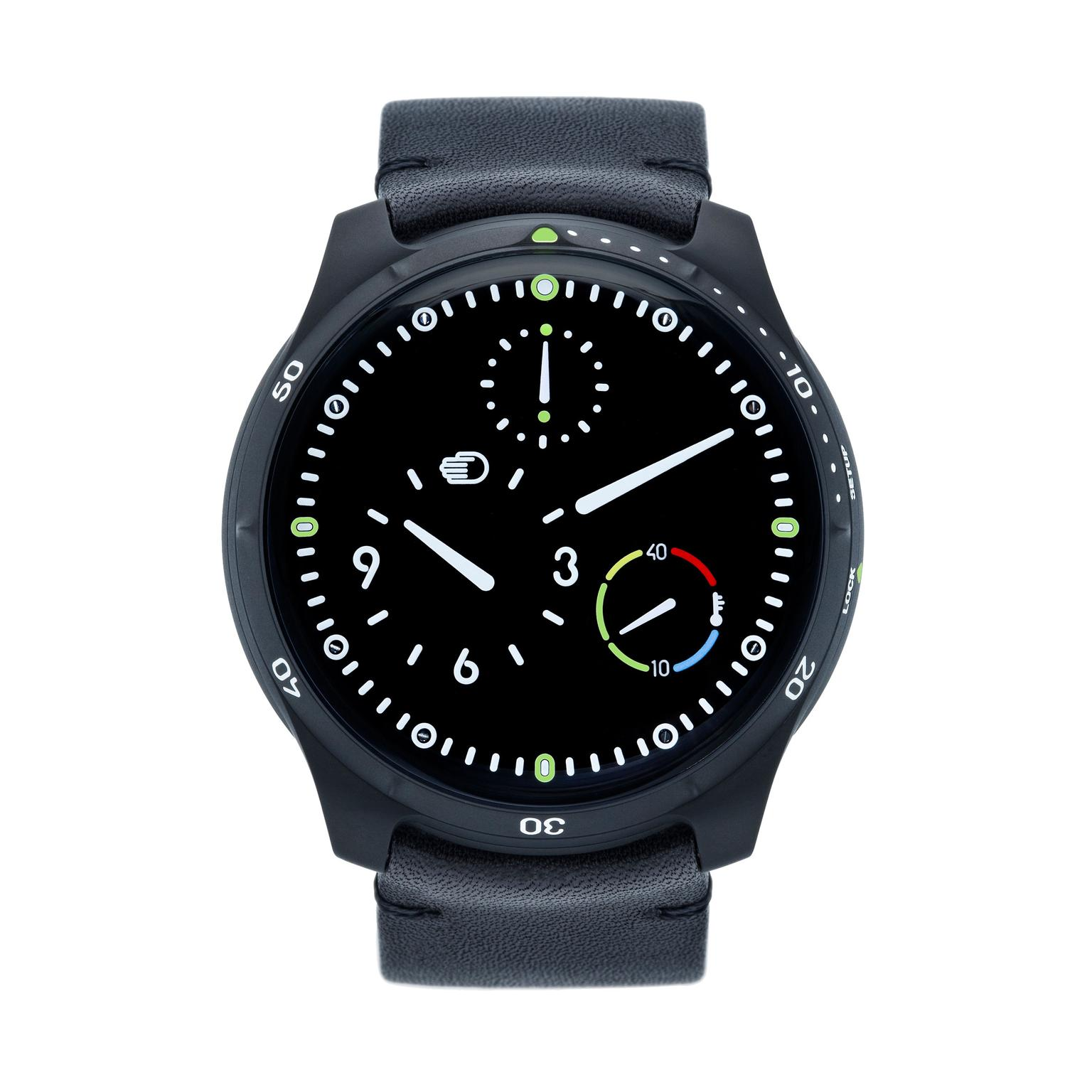 Ressence Type 5 Dive watch