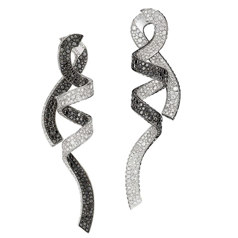 de GRISOGONO Prologue earrings
