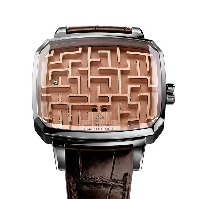 Hautlence Playground Labyrinth maze watch