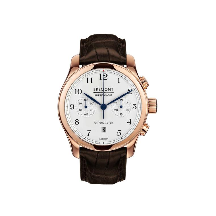 Bremont America's Cup II watch