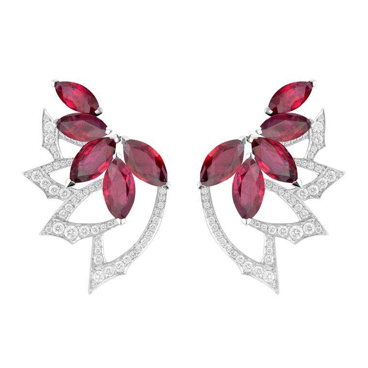 Stephen Webster Magnipheasent earrings
