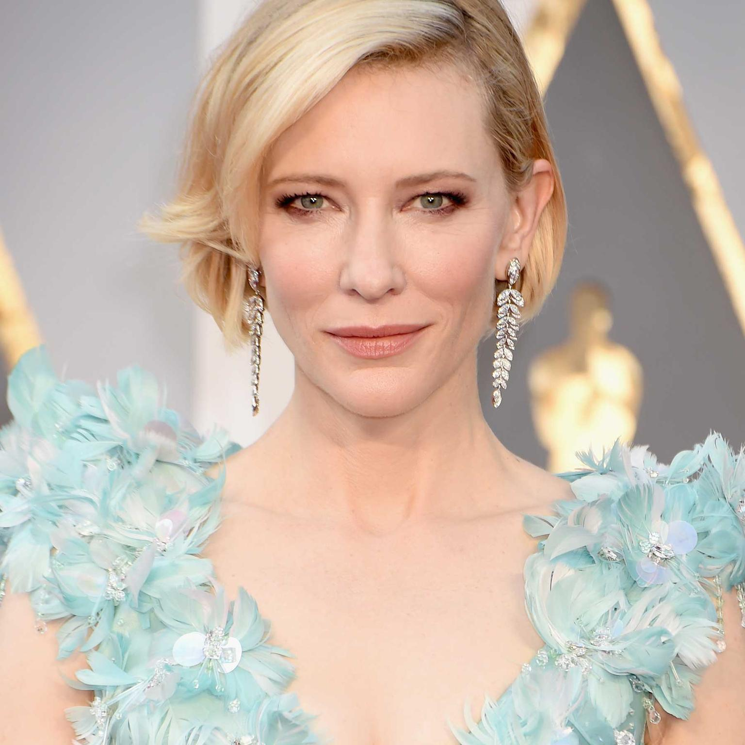 Diamonds steal the limelight at the Oscars