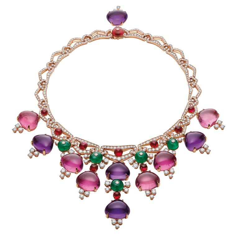 Magnificent Inspirations: Bulgari's high jewellery collection