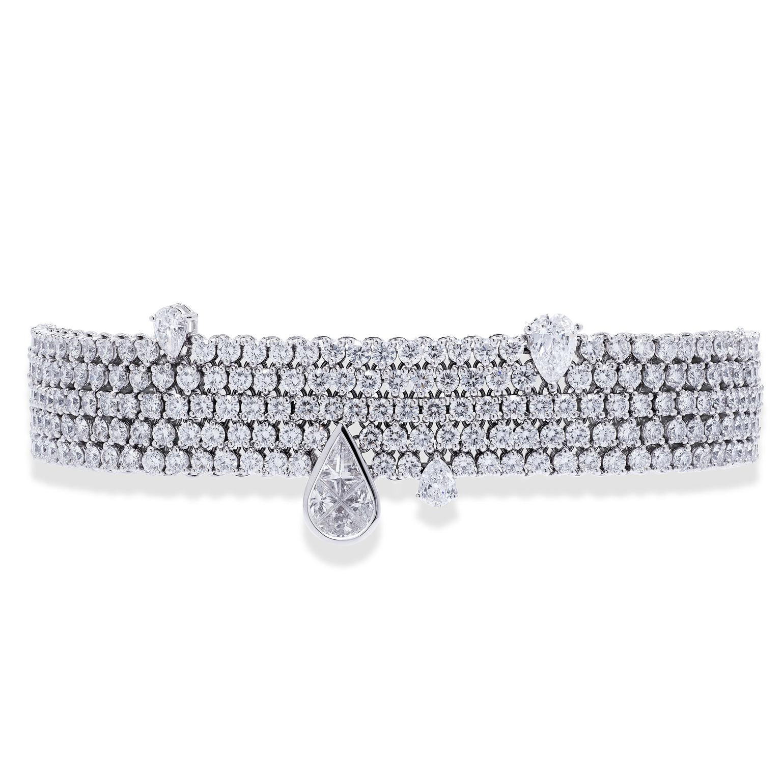 Stenzhorn The Cowherd and Weaver Girl diamond bracelet