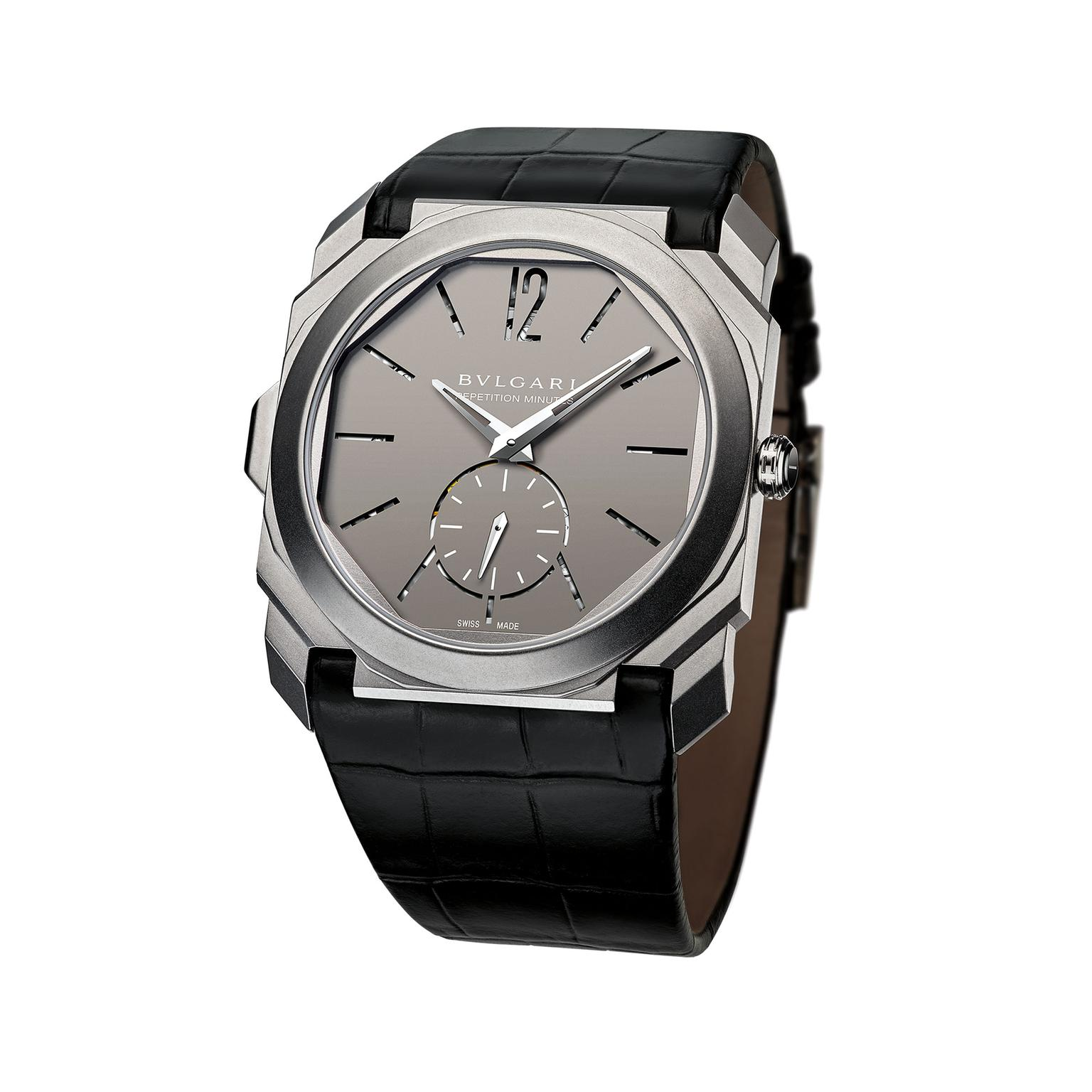 Bulgari Octo Finissimo Minute Repeater watch