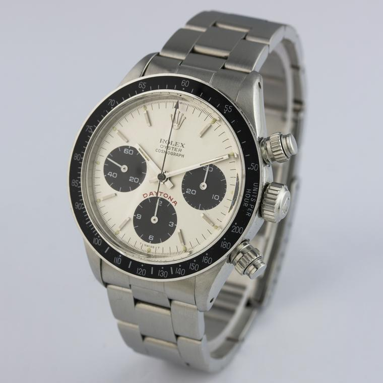Vintage Rolex Daytona from 1979 in steel