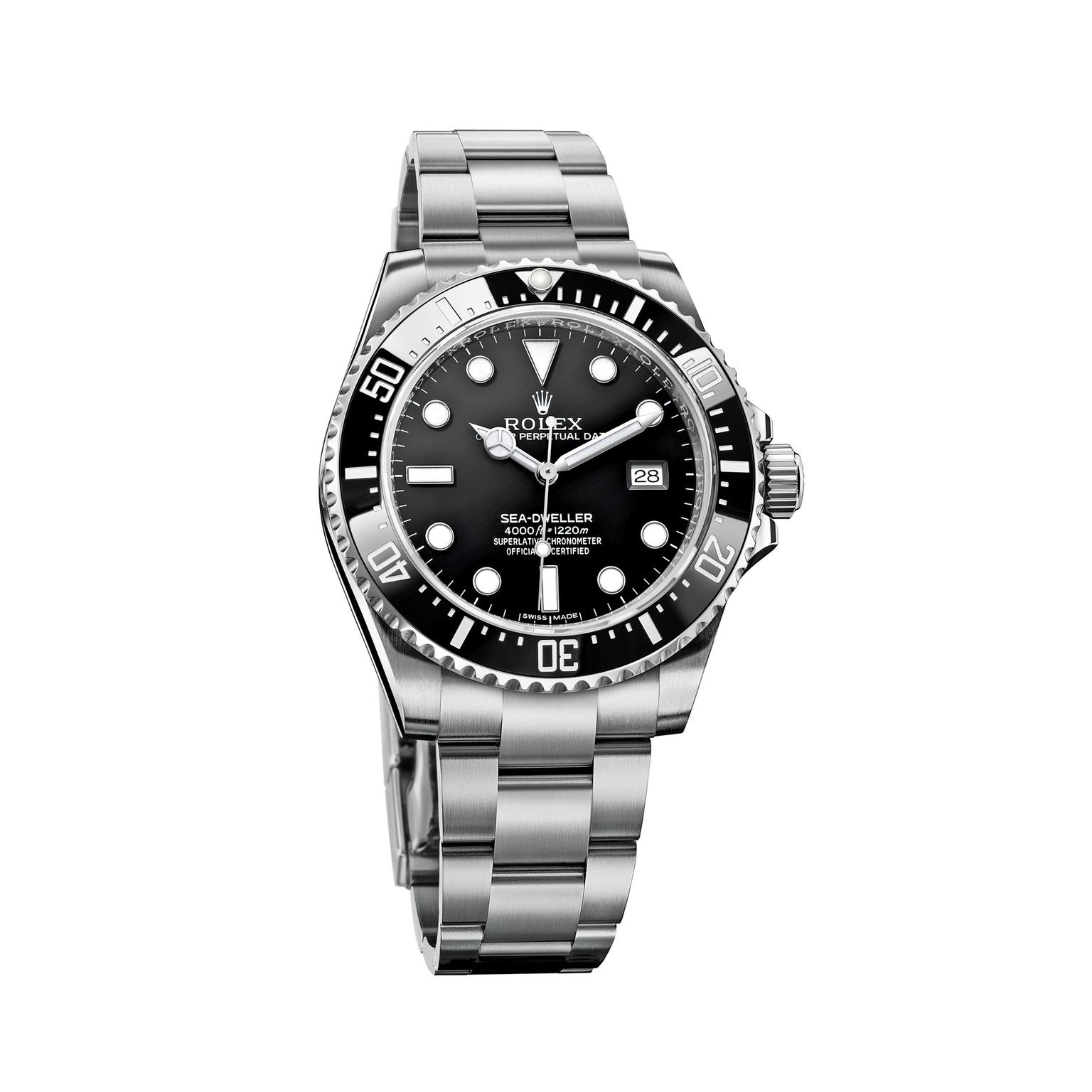Rolex Sea Dweller 4000 watch