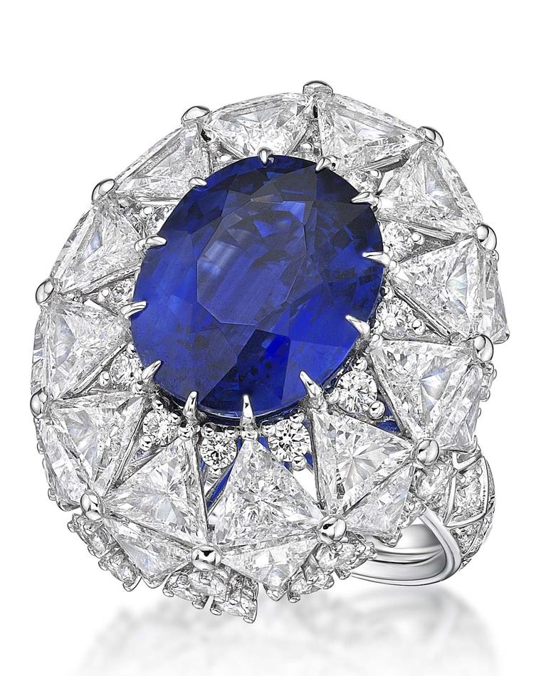 Sapphire Ring from Sarah Ho