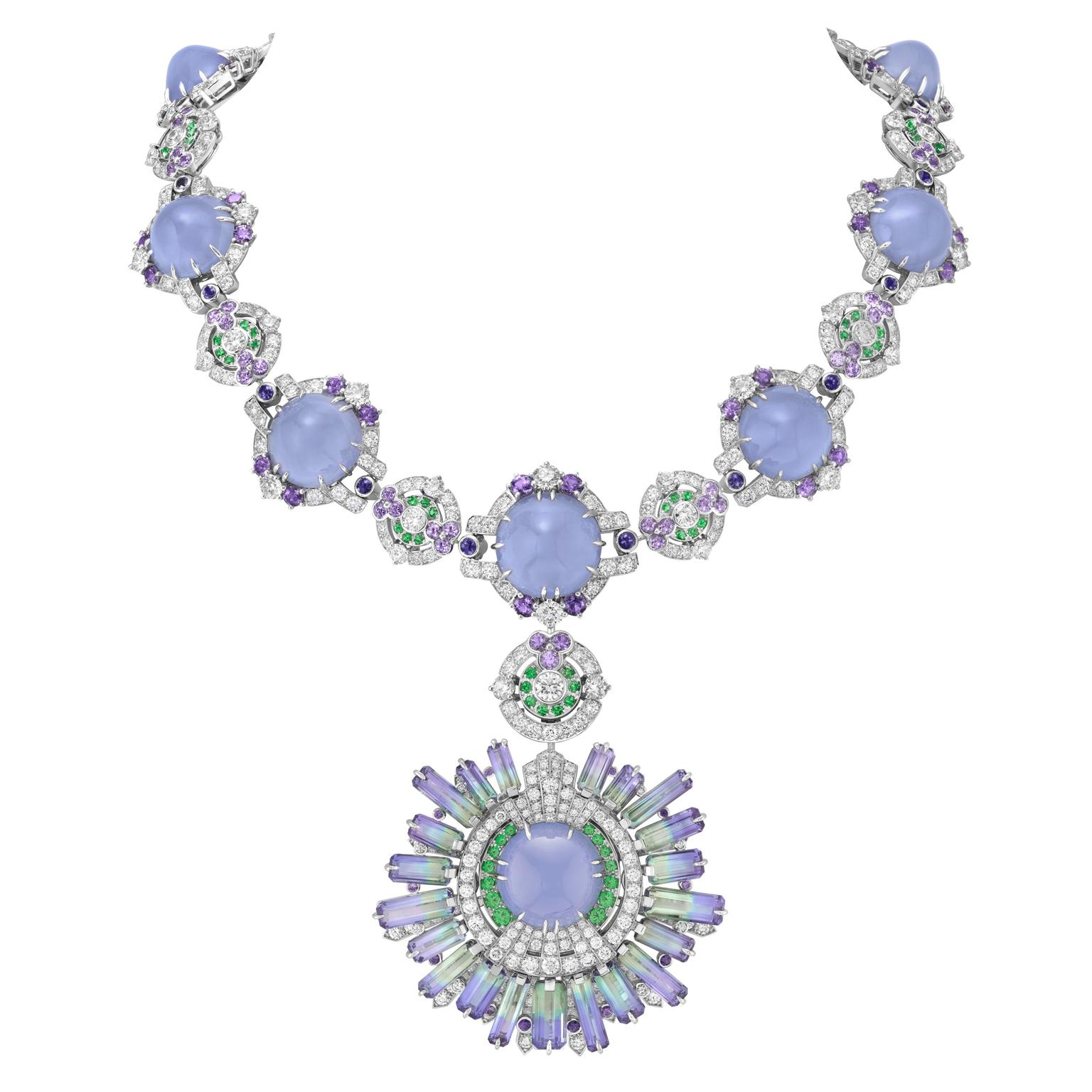 Céphéide necklace by Van Cleef & Arpels