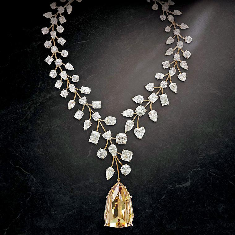 Mouawad Incomparable diamond necklace
