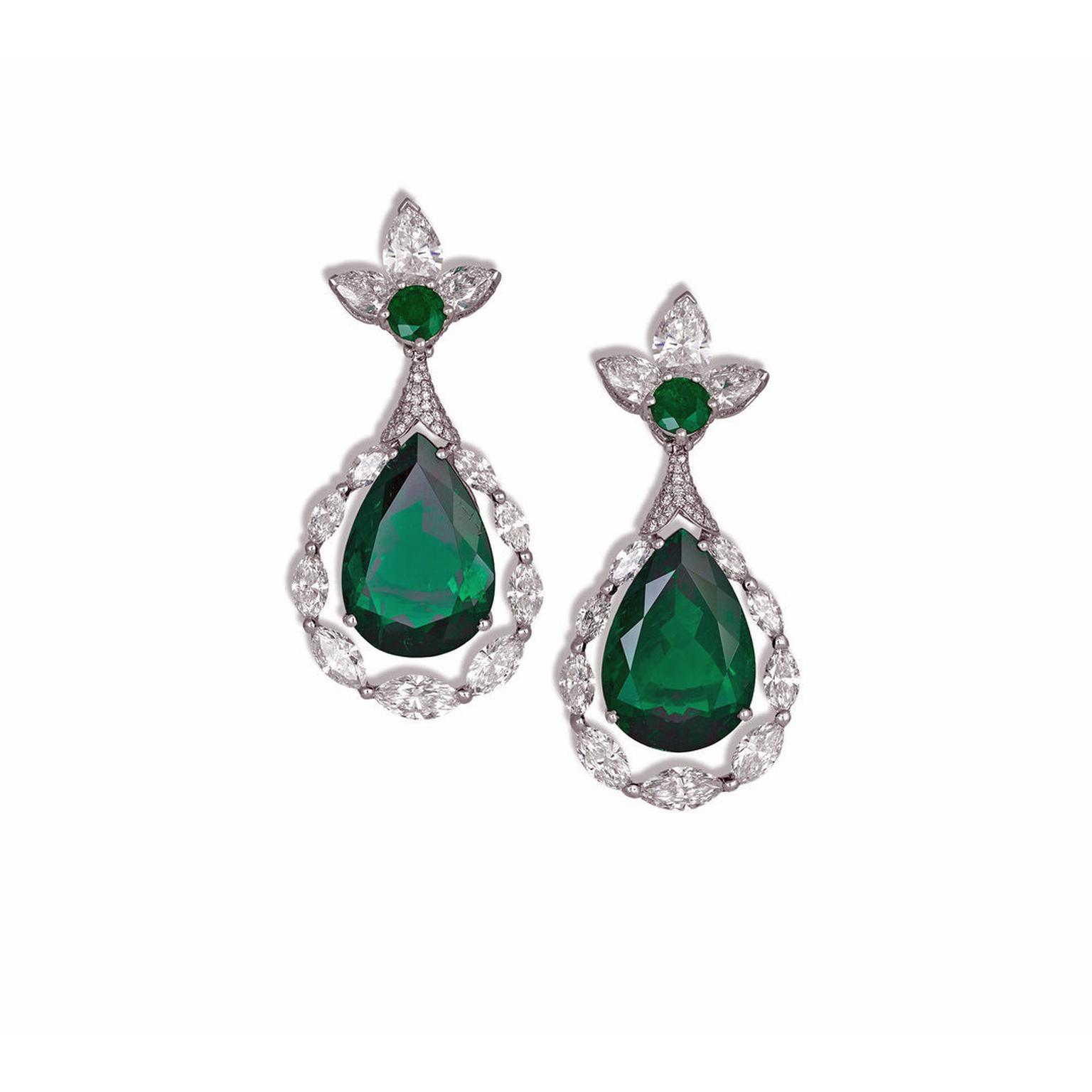David Morris earrings