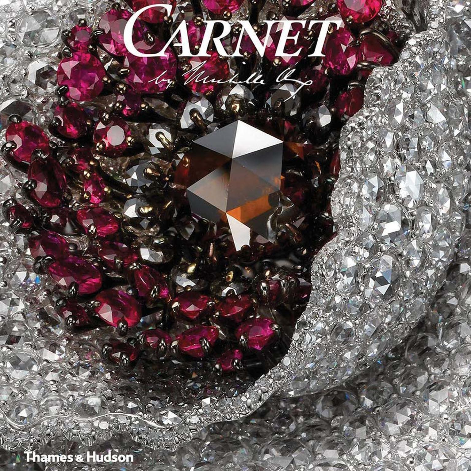 Vivienne Becker's book about Michelle Ong's Carnet jewels