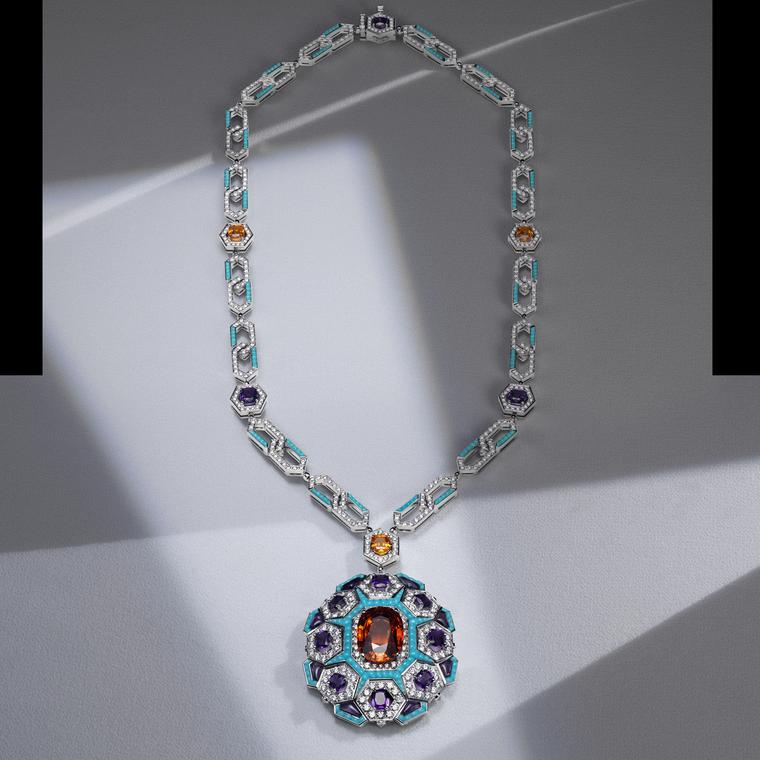 Hard stones enter the realms of high jewellery