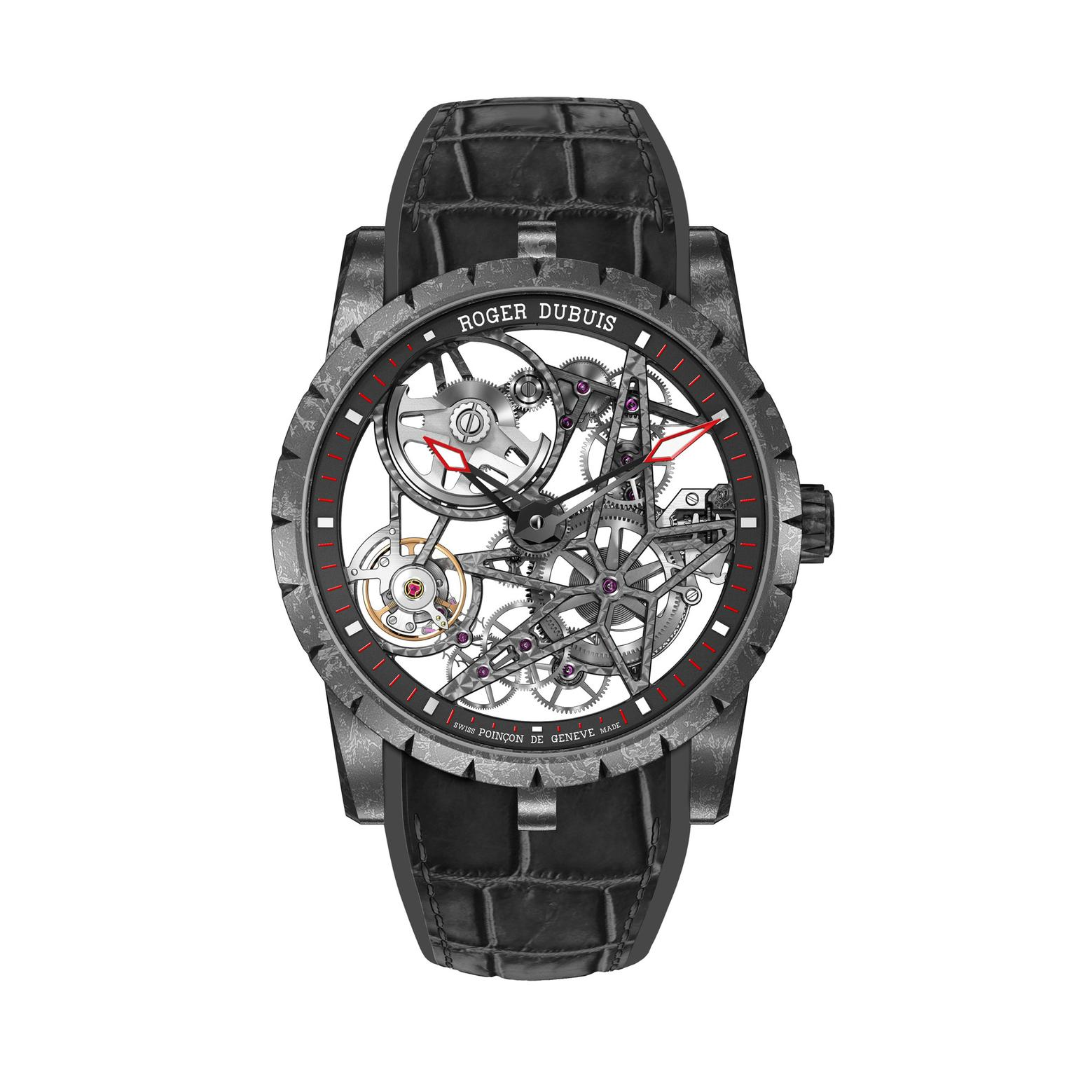 Roger Dubuis Excalibur Skeleton watch