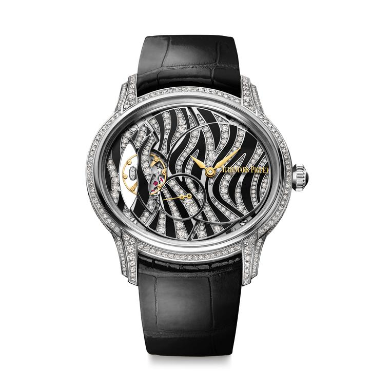 Millenary hand-wound watch