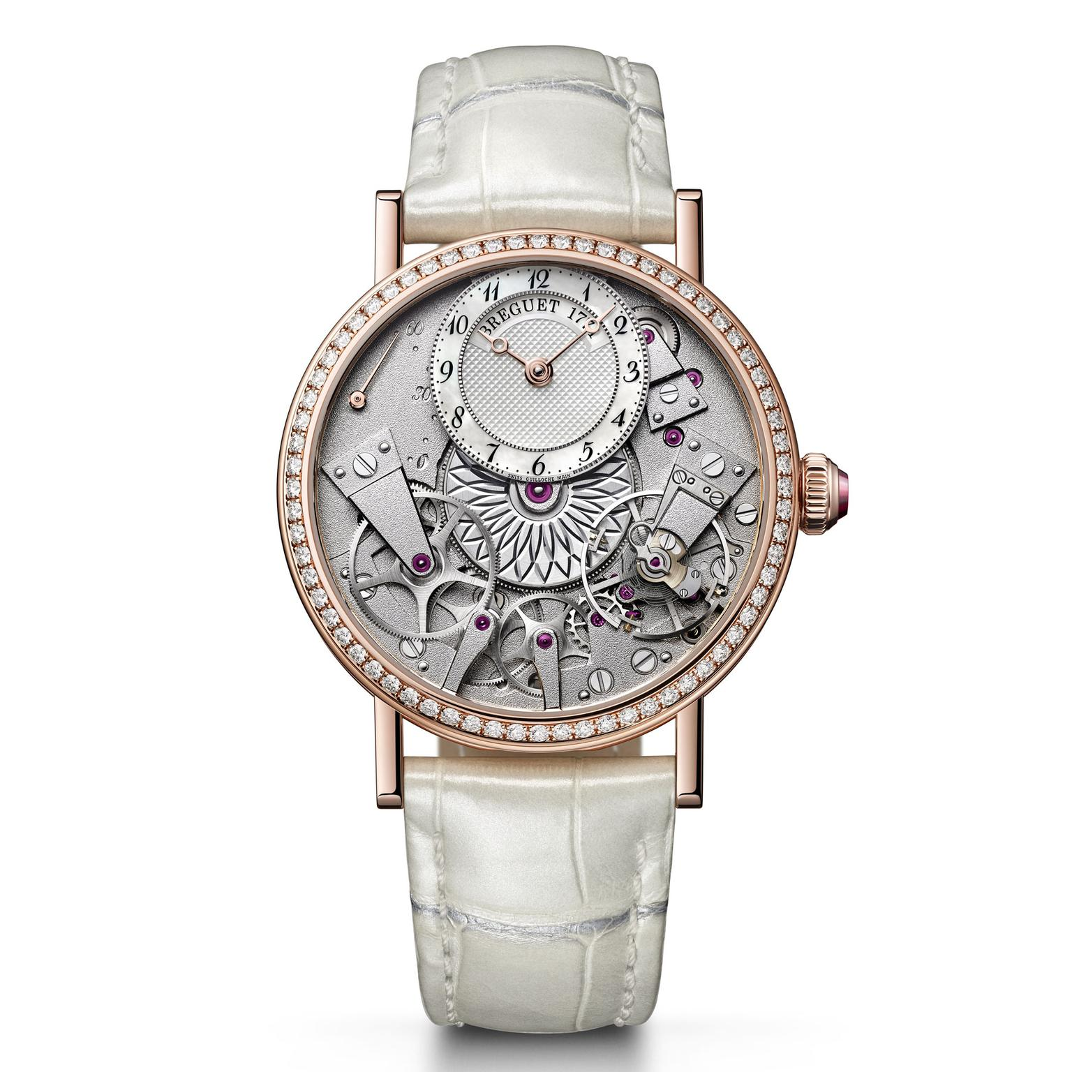 Breguet Tradition Dame 7038 watch