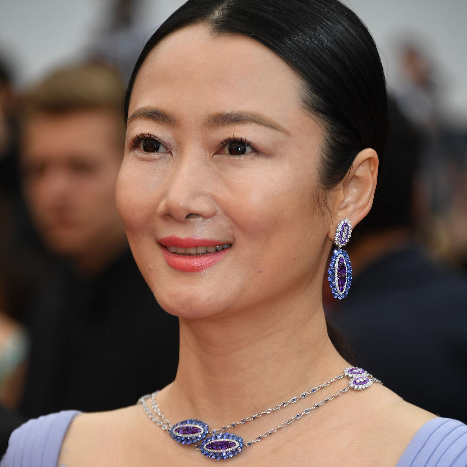 Cannes 2016 Day 3: Zhao Tao in Chopard