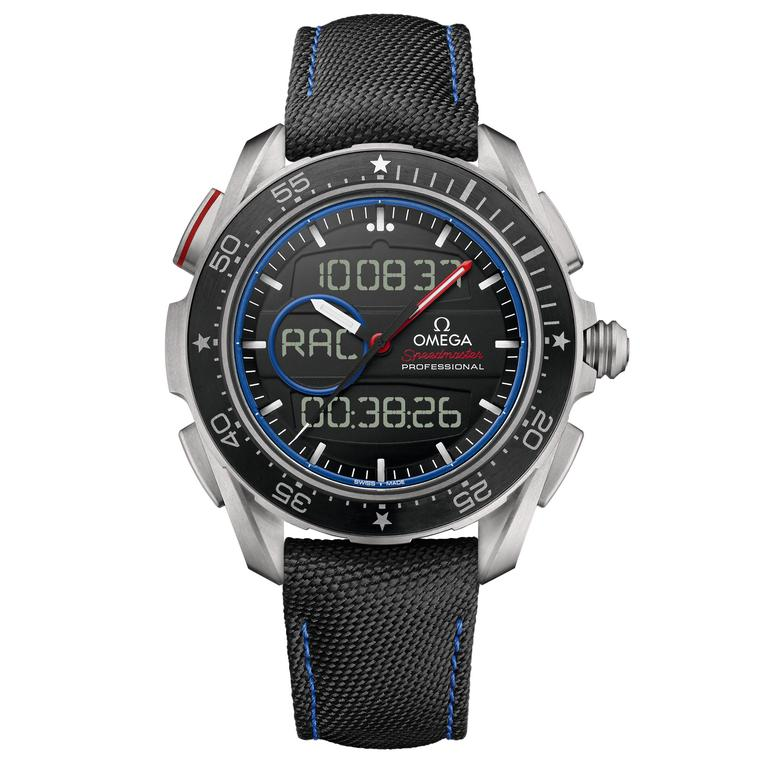 Speedmaster X-33 Regatta Emirates Team New Zealand Chronograph watch
