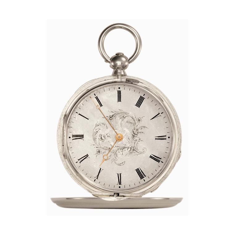 Patek Philippe Grand Exhibition London Patek Antoine Norbert de Patek pocket Watch