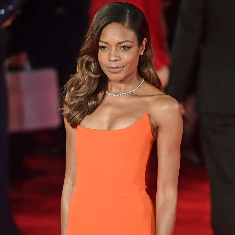 Harry Winston jewellery worn by Naomie Harris