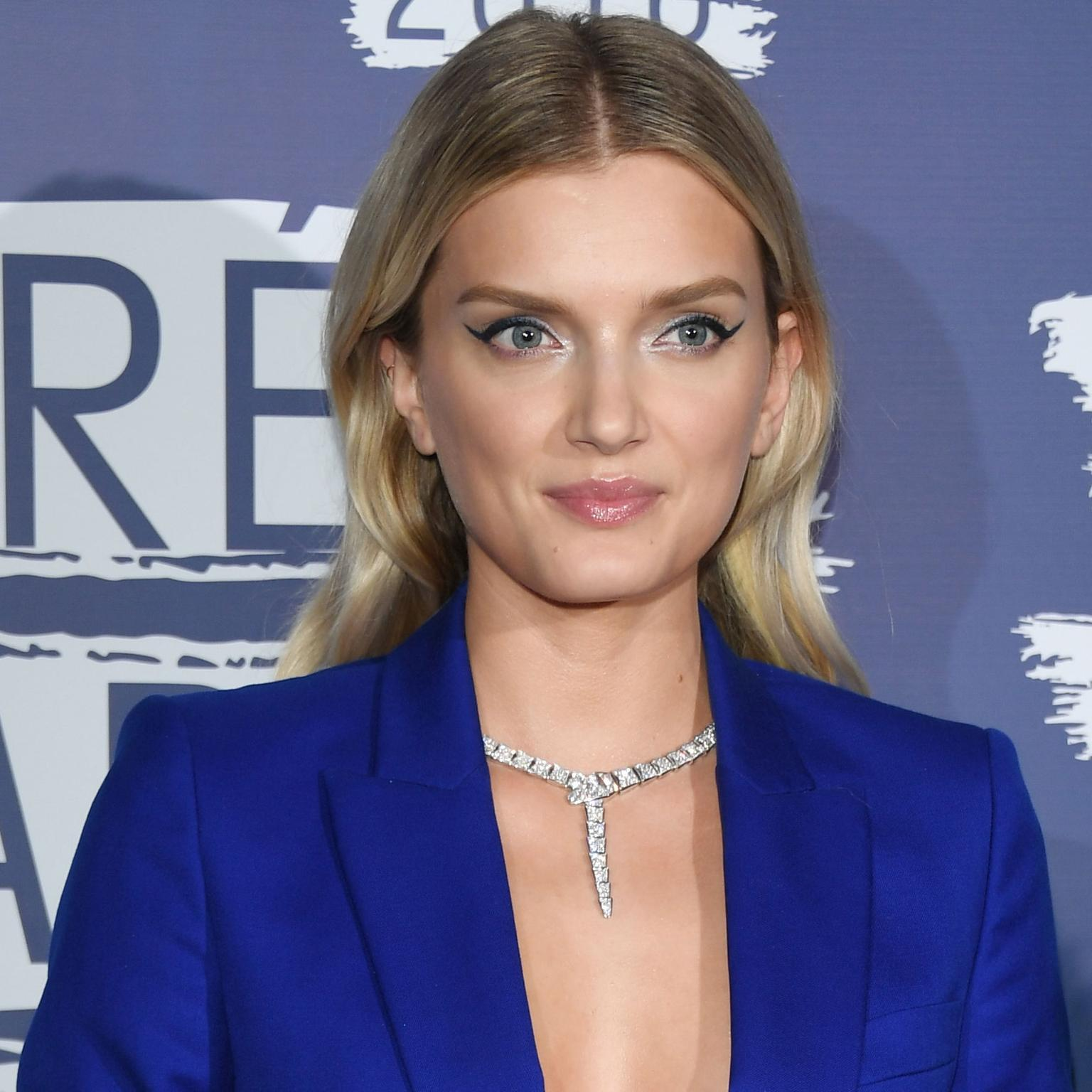 Cannes 2016 Day 9: Lily Donaldson in Bulgari