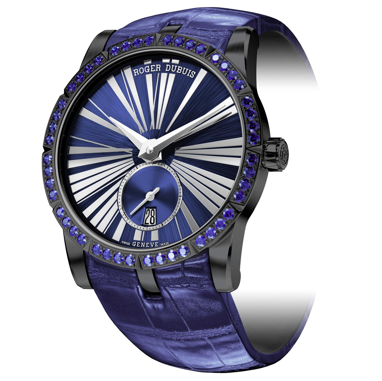 Roger Dubuis 36mm Excalibur women's watch