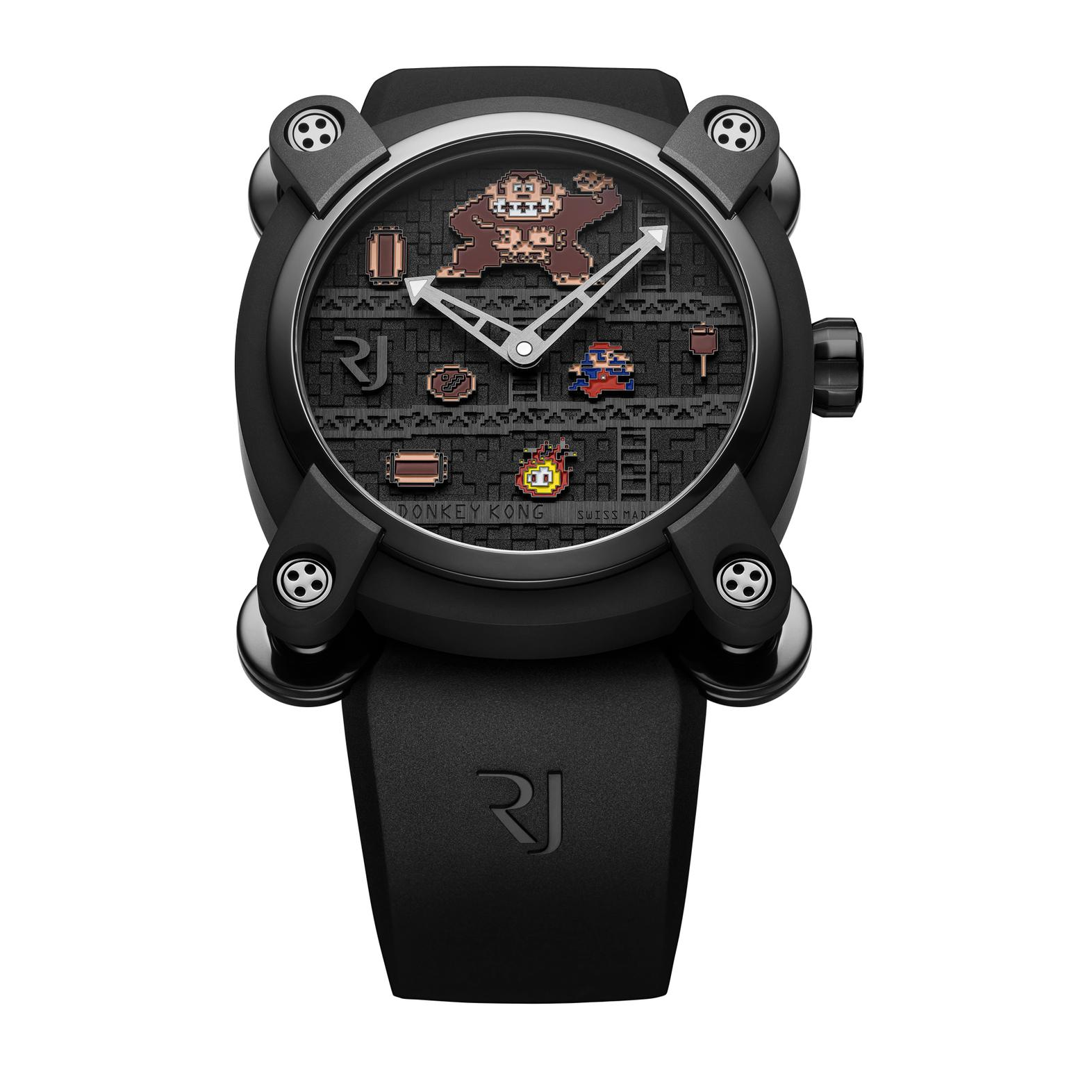 Romain Jerome Donkey Kong watch