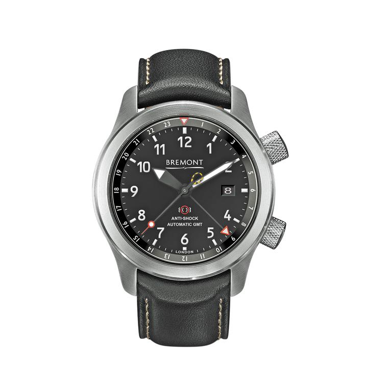 Bremont MBIII GMT watch