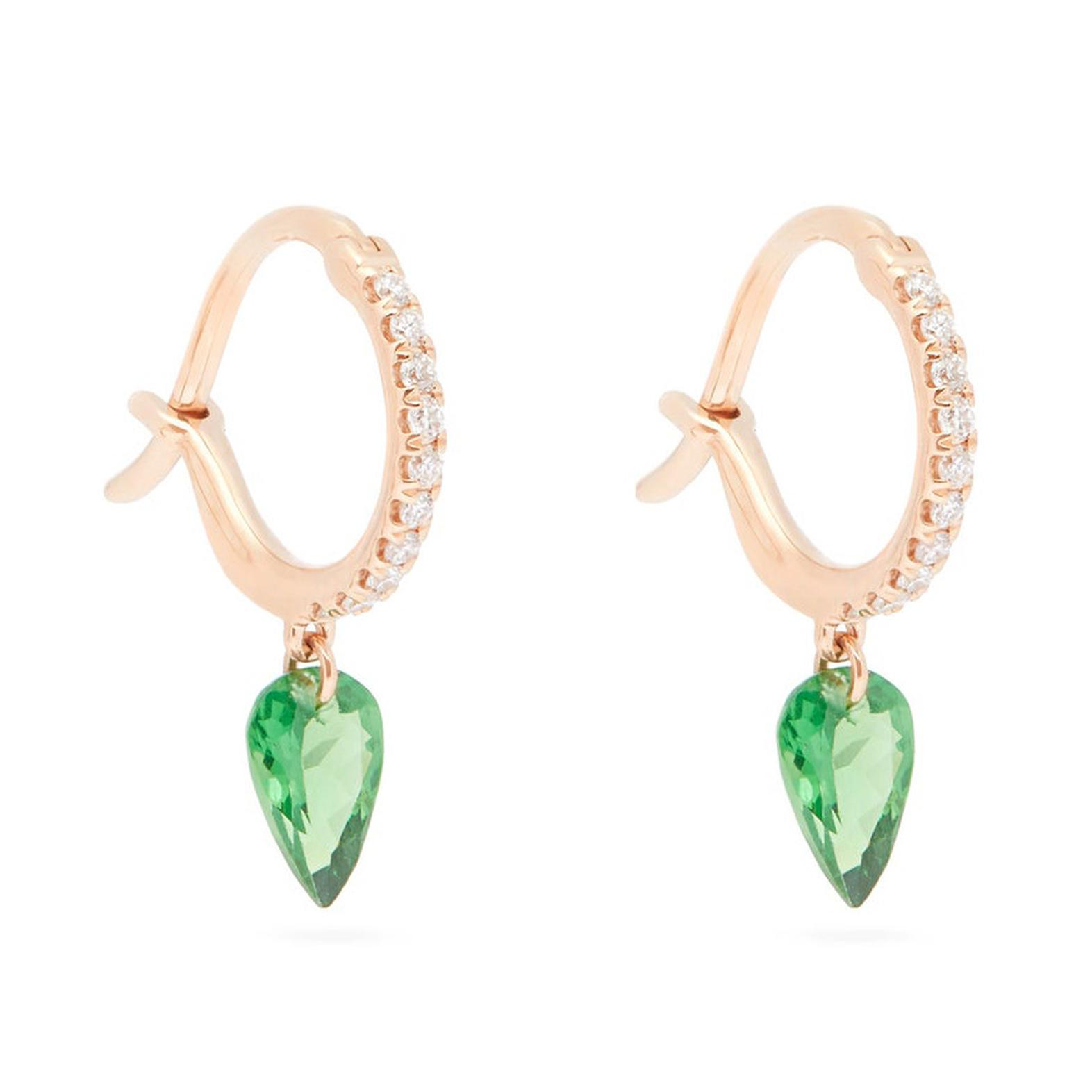Raphaele Canot tsavorite earrings