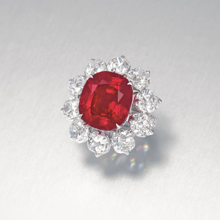 Christie's record-breaking Crimson Flame ruby