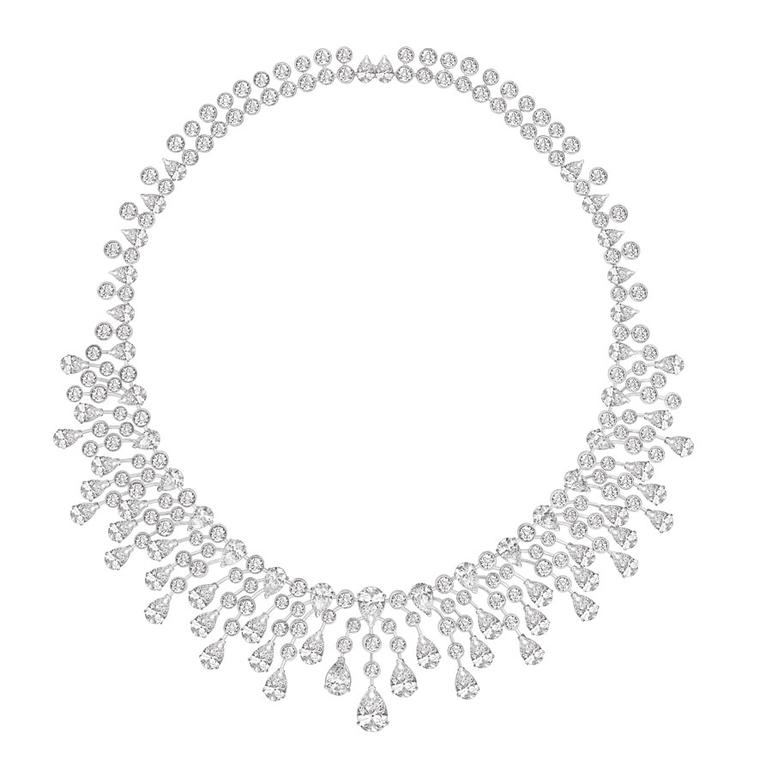 Chaumet Splendour diamond necklace