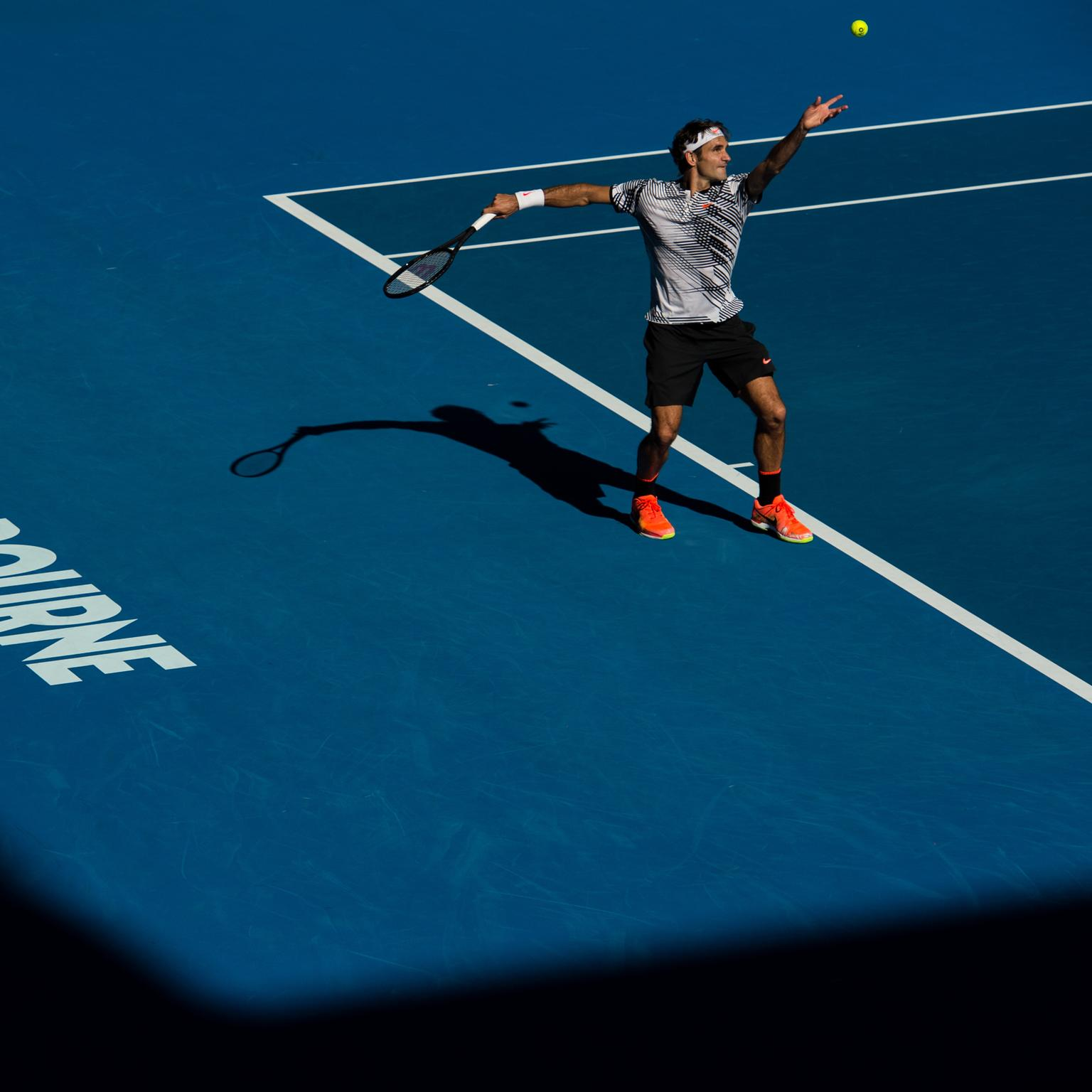 Roger Federer wins the 2017 Australian Open tennis championship